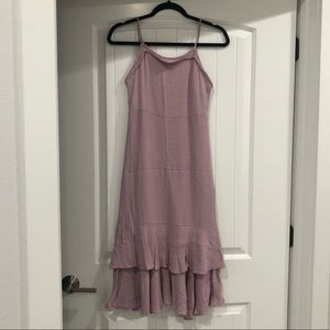 Lauren Conrad Midi Dress